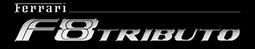 F8 Tributo logo