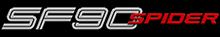 488 Pista Spider logo