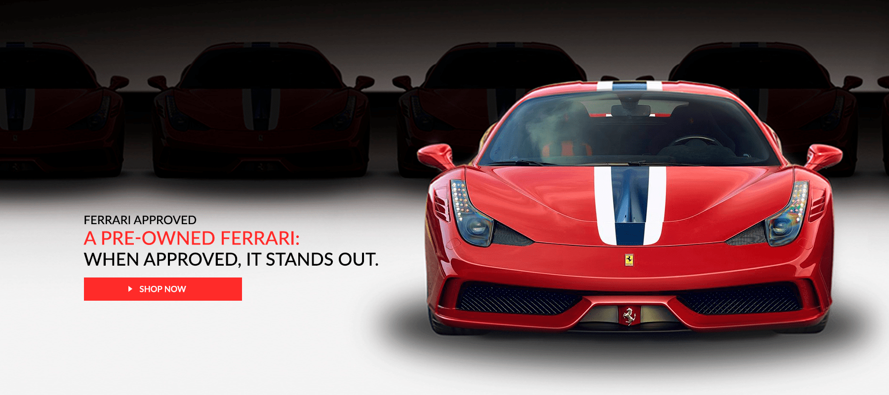 Ferrari Pre-owned