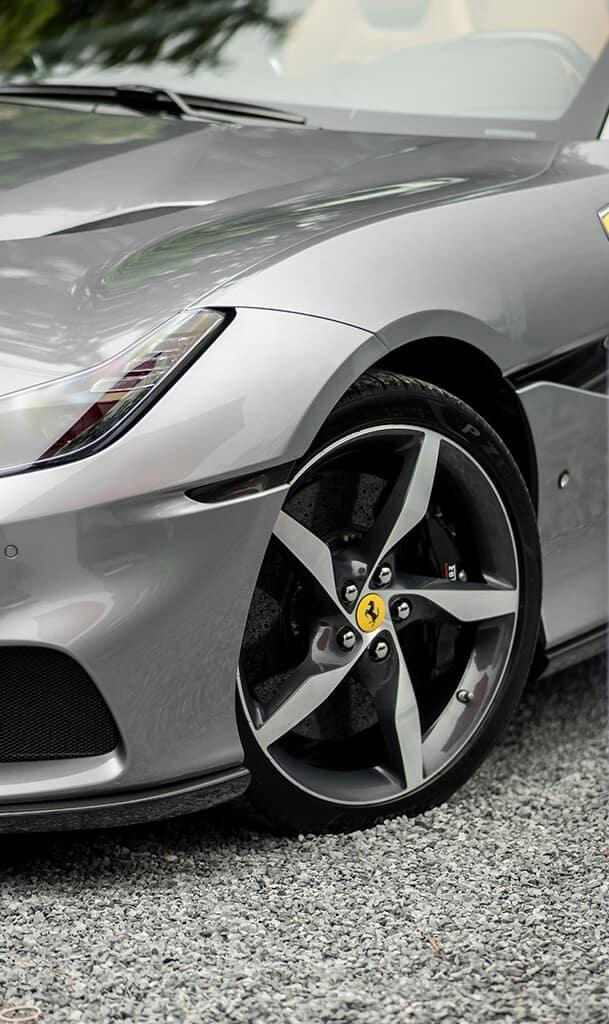 Ferrari Portofino M wheels
