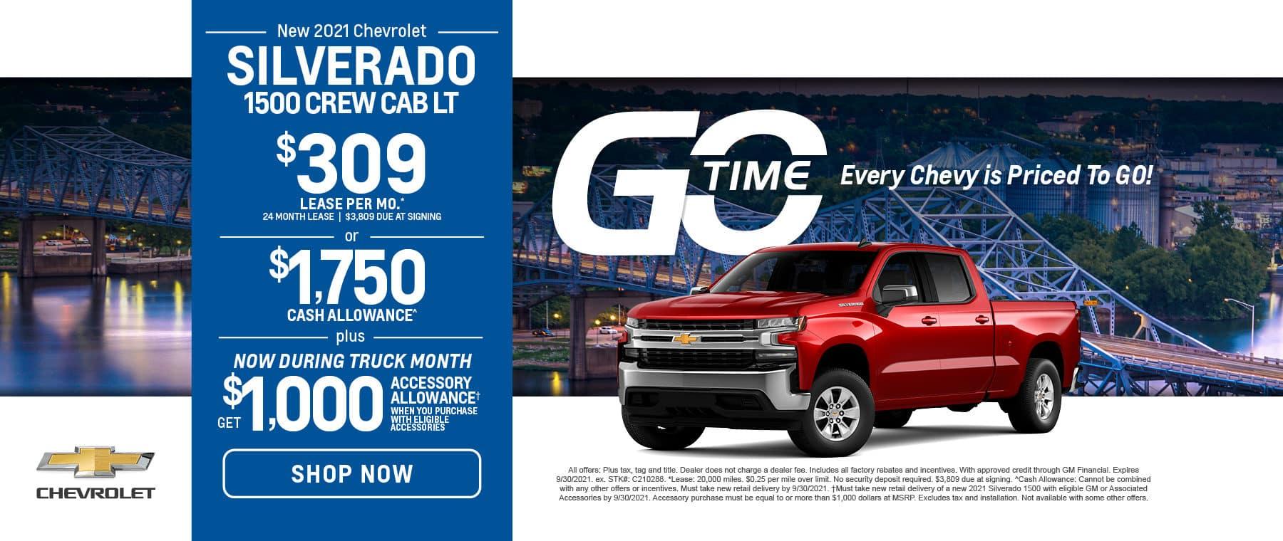 Go Time Chevy Silverado