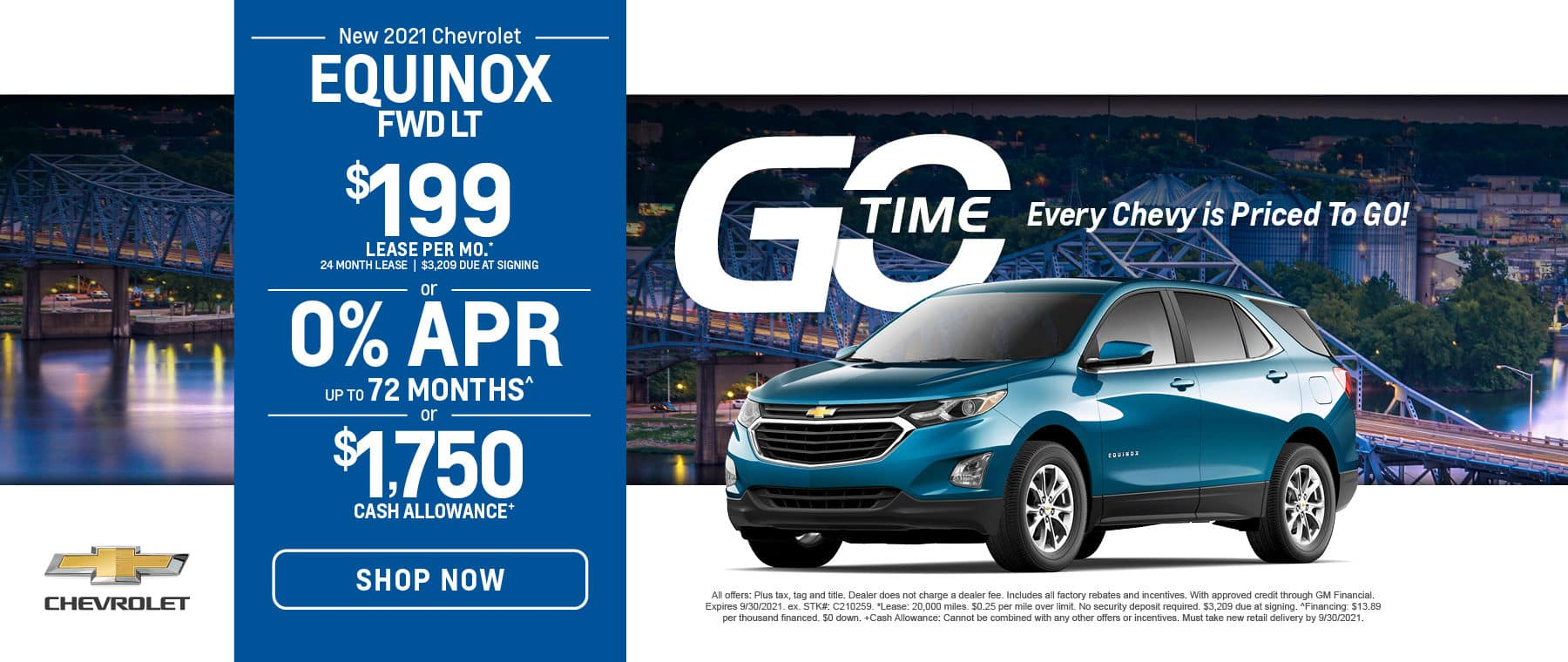 Go Time Chevy Equinox