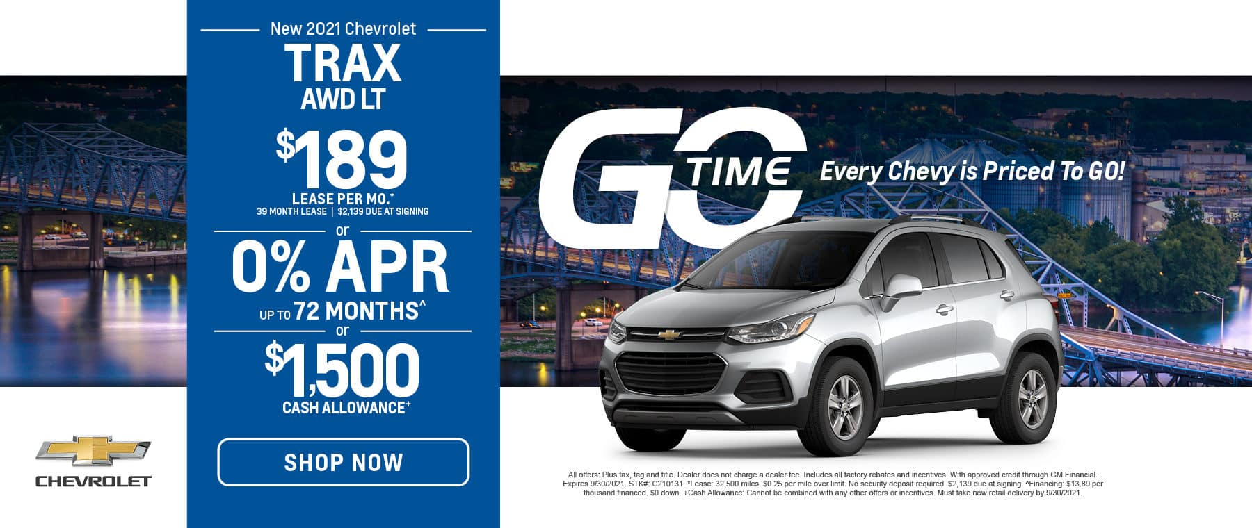 Go Time Chevy Trax