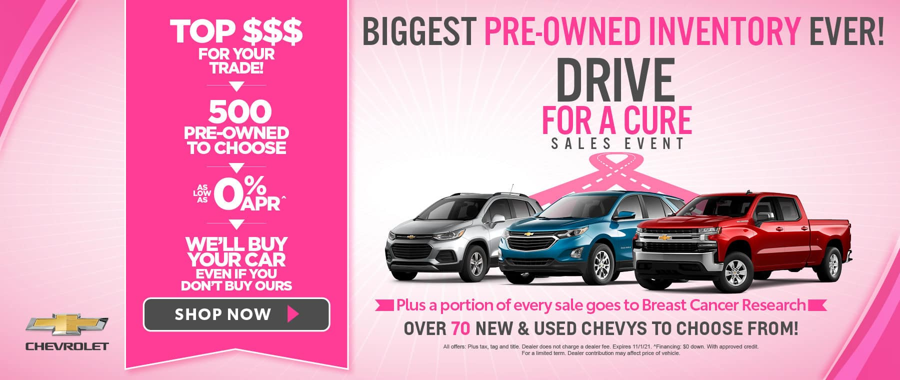 Biggest Pre-Owned Inventory