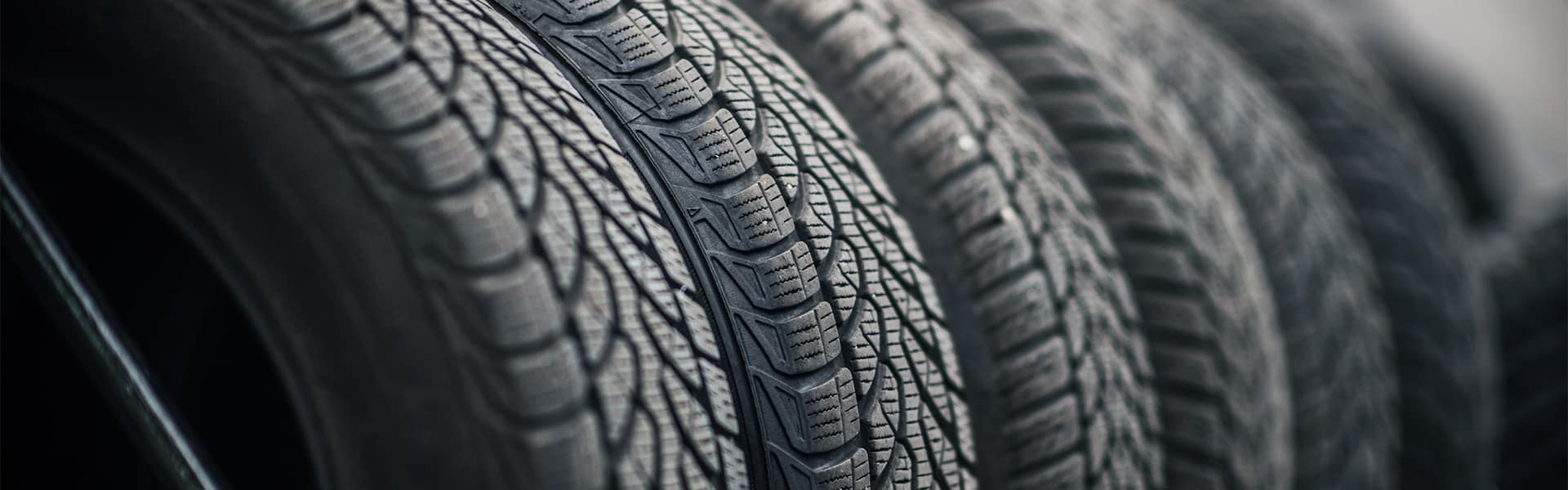 How to change a tire step-by-step guide at Halterman's Toyota in East Stroudsburg | Rack of Tires