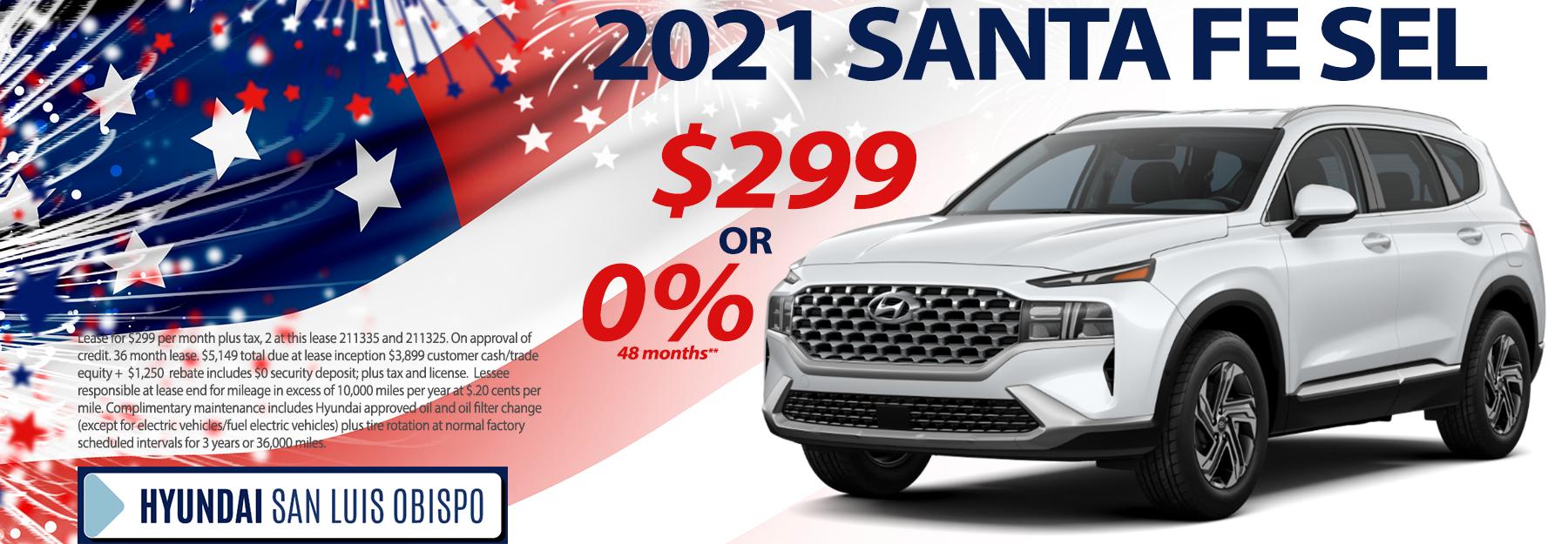 JULY 4th 2021 SLIDERS Santa Fe SEL