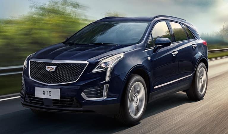 New 2020 Cadillac XT5 Salt Lake City UT