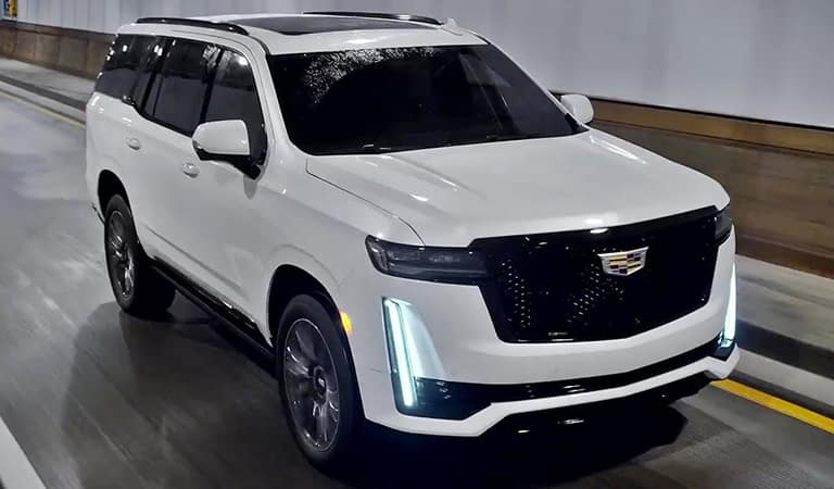 New 2021 Cadillac Escalade Salt Lake City UT
