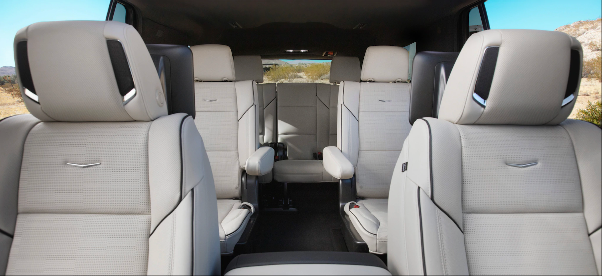 2021 Cadillac Escalade Cargo Space