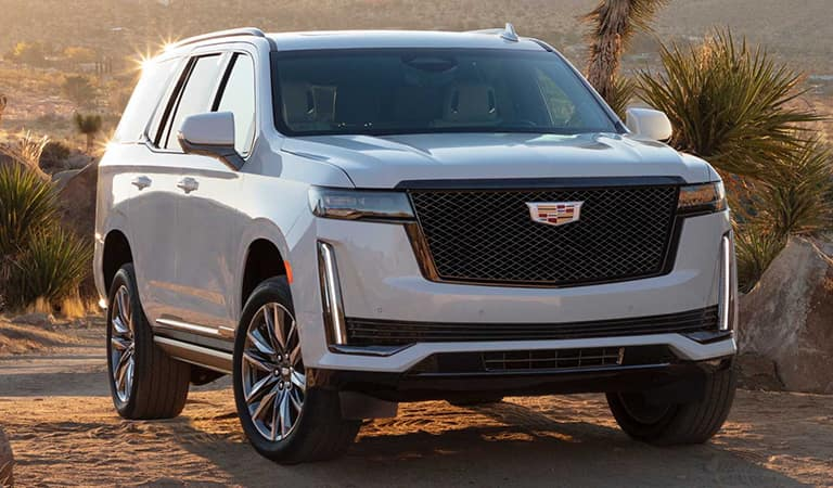 New Cadillac Escalade
