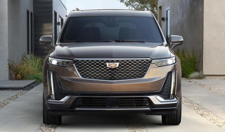 New Cadillac XT6