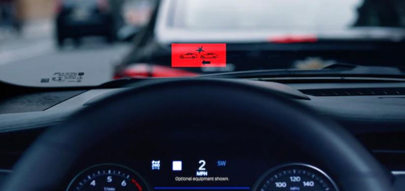 Automatic Emergency Braking | 2021 Cadillac XT4