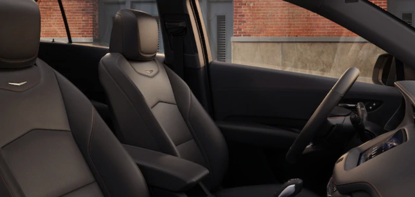 Safety Alert Seating | Cadillac XT4