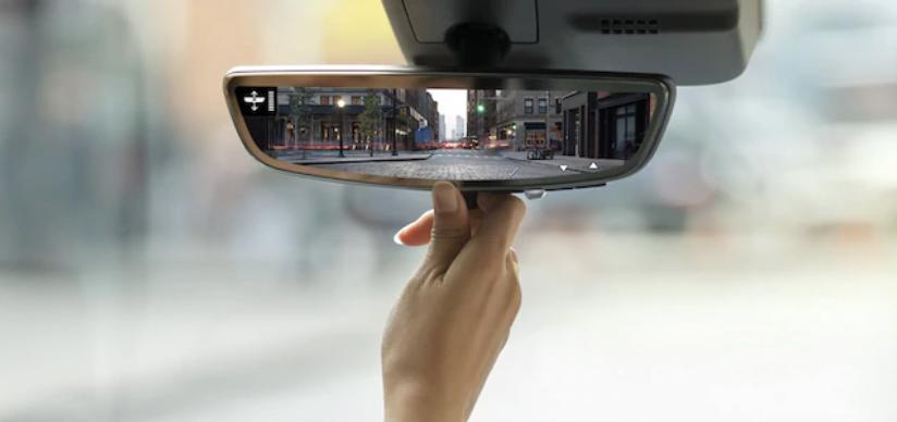 Rear Camera Mirror | Cadillac XT4