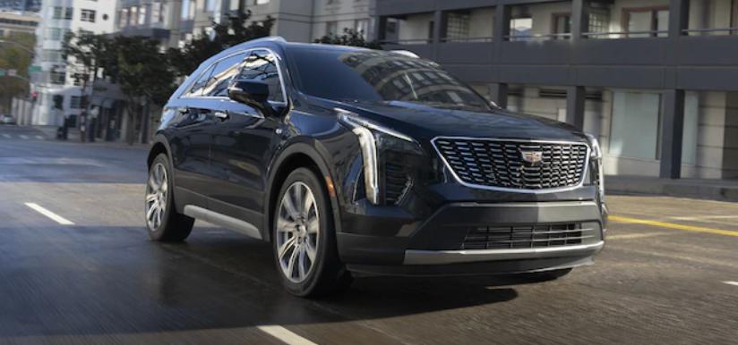Adaptive Cruise Control | Cadillac SUV
