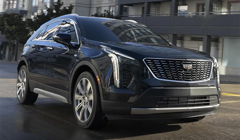 New 2021 Cadillac XT4 Salt Lake City UT