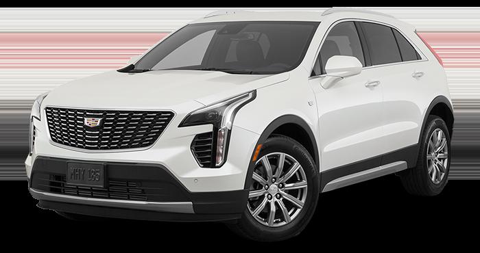 New 2021 XT4 Jerry Seiner Cadillac