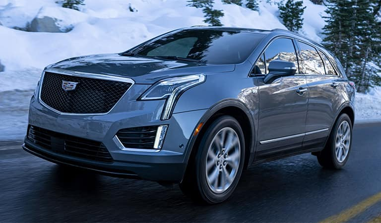 New 2021 Cadillac XT5 Salt Lake City UT