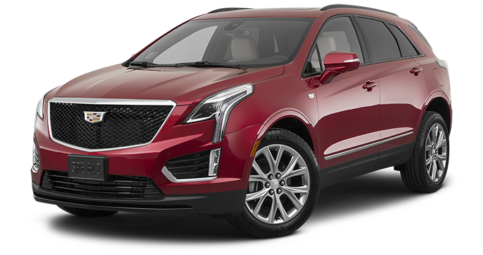 New 2021 XT5 Jerry Seiner Cadillac