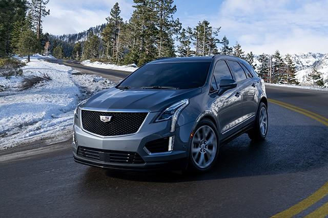 2021 Cadillac XT5 Luxury SUV in Salt Lake City