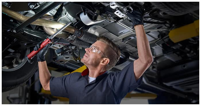 Certified Cadillac Service and Parts