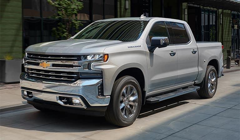 New 2020 Chevrolet Silverado 1500 Salt Lake City UT