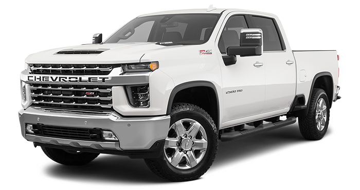 New 2020 Silverado HD Jerry Seiner Chevrolet