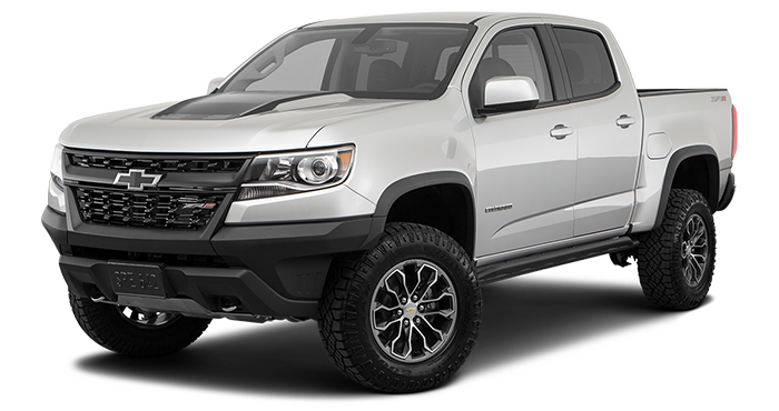 New 2020 Chevy Colorado Jerry Seiner Chevrolet
