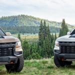 2021 Chevy Colorado