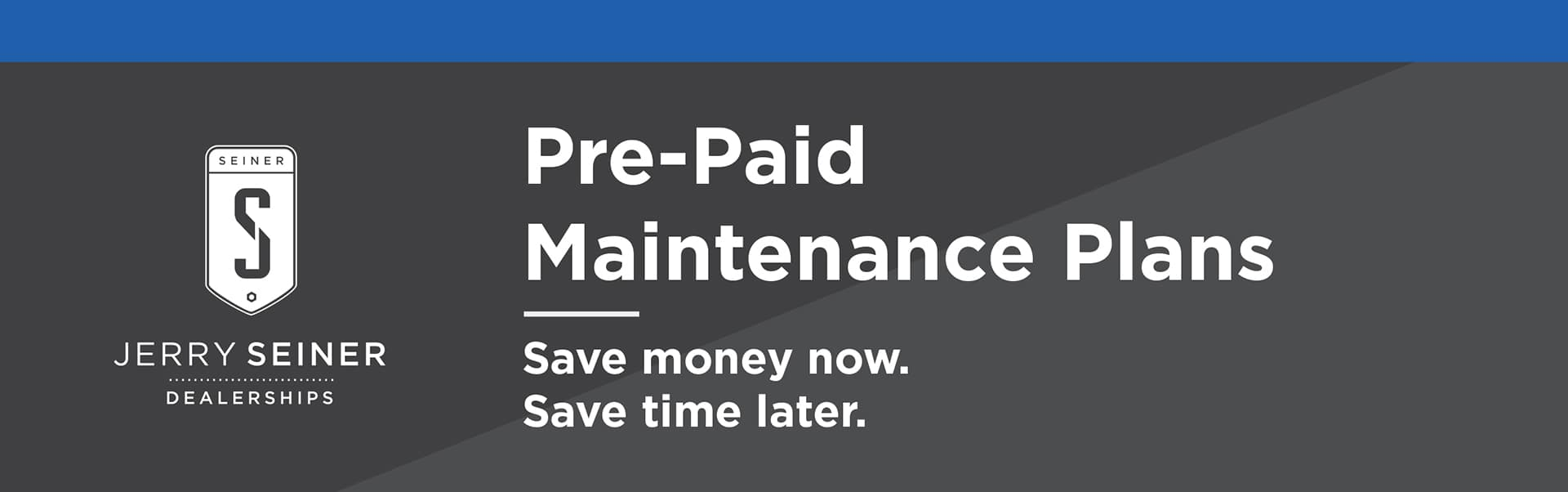 Save over 50% on Routine Maintenance