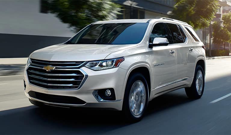 New 2020 Chevrolet Traverse Salt Lake City UT