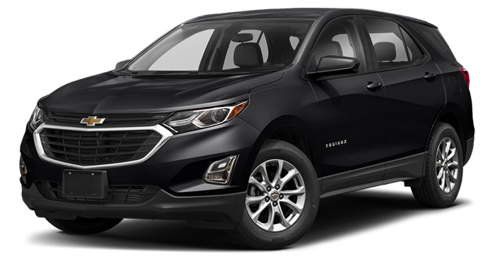 New 2021 Equinox Jerry Seiner Chevrolet