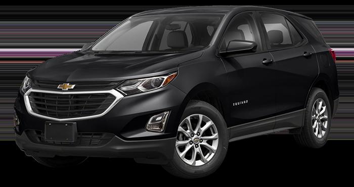 New 2021 Equinox Jerry Seiner Chevrolet