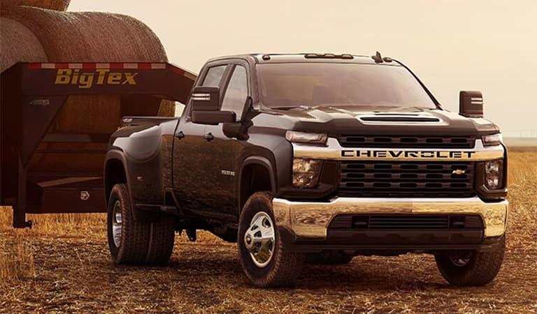 New 2021 Chevrolet Silverado HD Salt Lake City UT