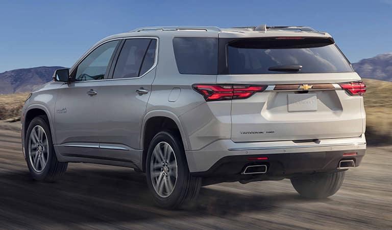 New 2021 Chevrolet Traverse Salt Lake City UT