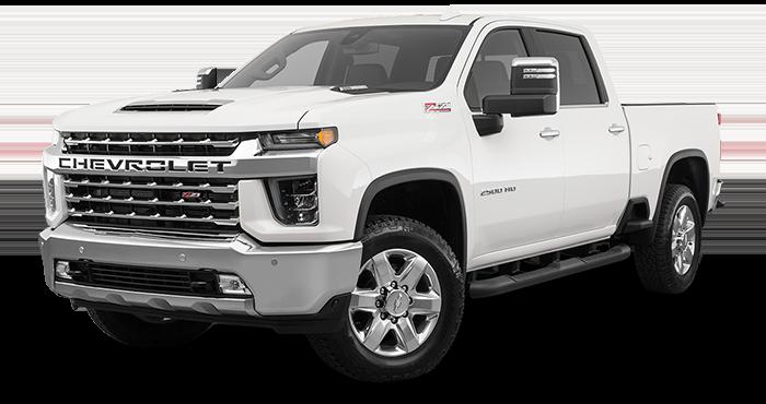 New 2021 Silverado HD Jerry Seiner Chevrolet