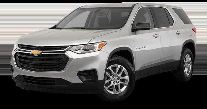 New 2021 Traverse Jerry Seiner Chevrolet