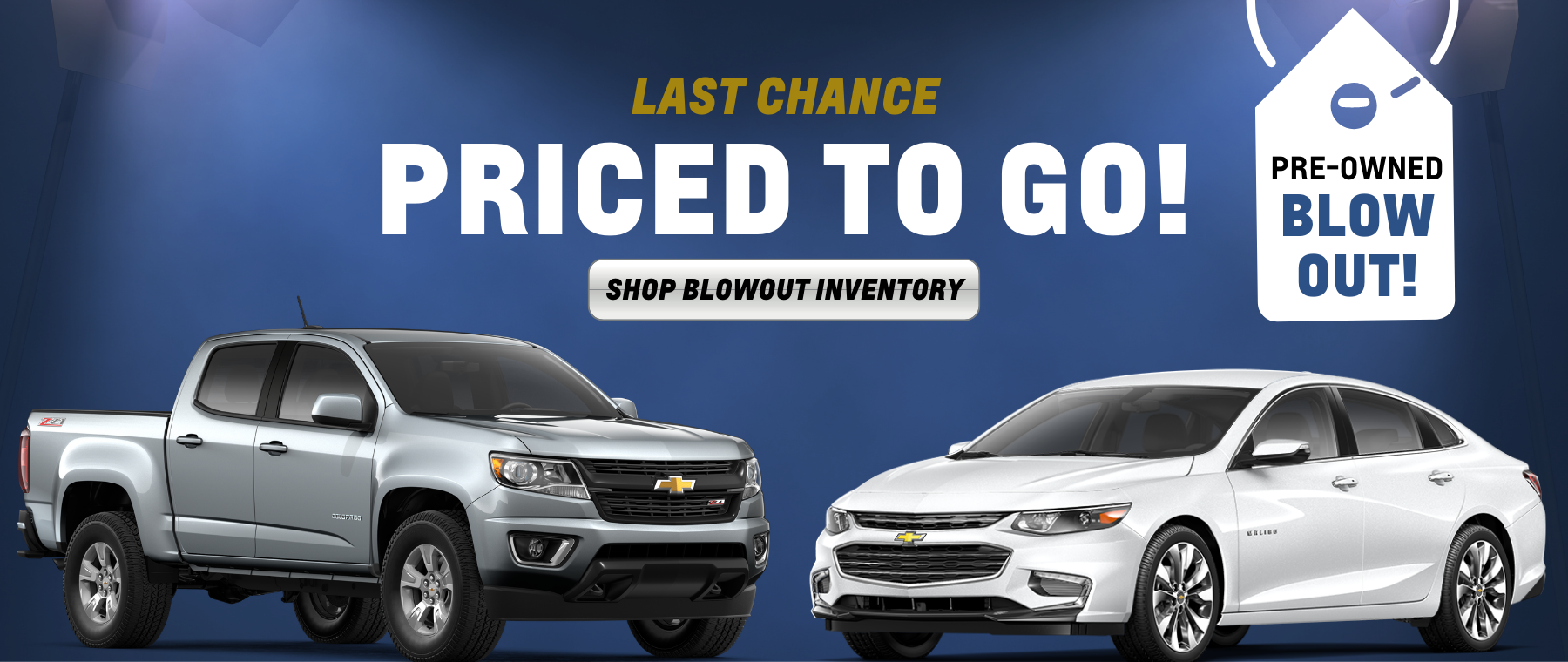 Used Cars Priced to go