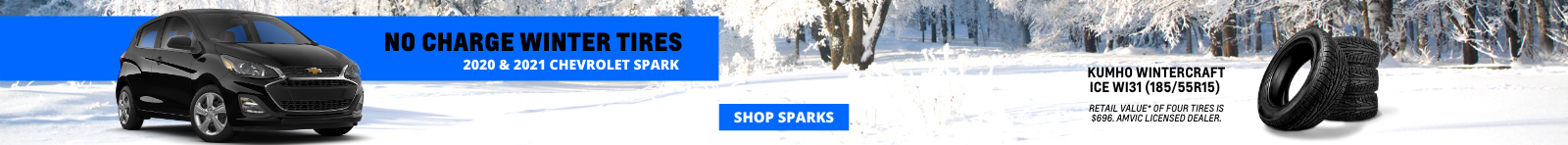 Spark Winter Tires