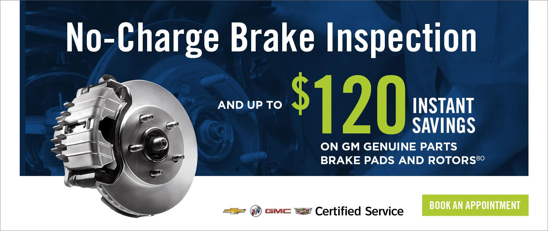 Brakes Campaign, T3 Banner, 1800×760