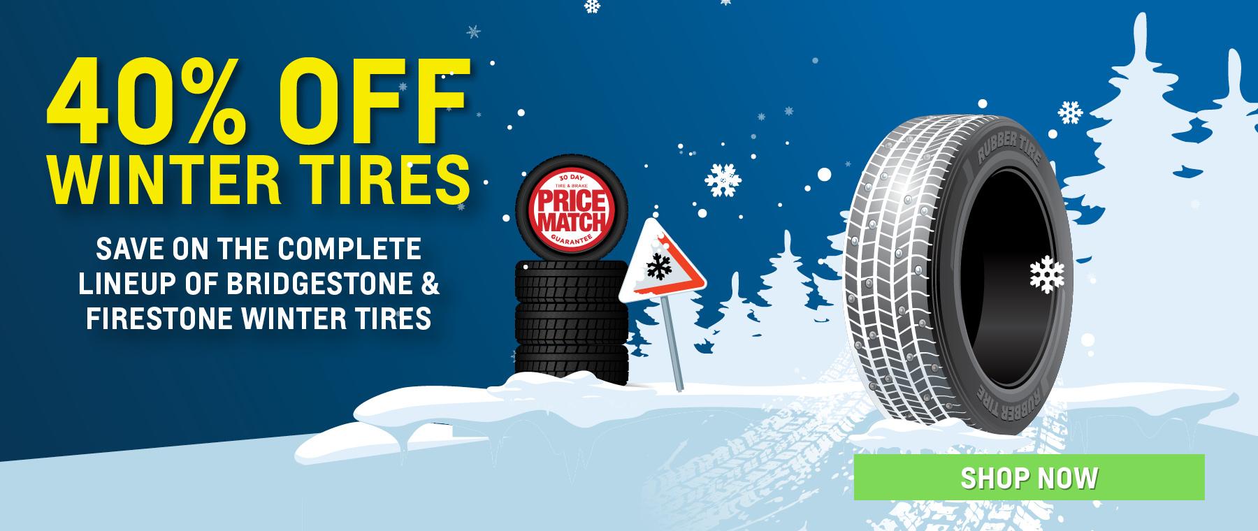 40% Off Winter Tires – LWC (1)