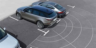 Range Rover Velar Parking Riverside CA
