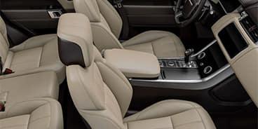 Range Rover Sport Interior Riverside CA