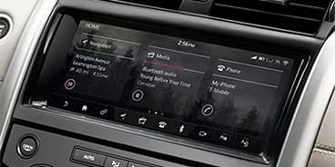 Land Rover Discovery Infotainment