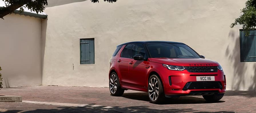 Land Rover Discovery Sport Riverside CA