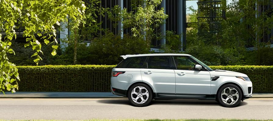 Land Rover Plug in Hybrid