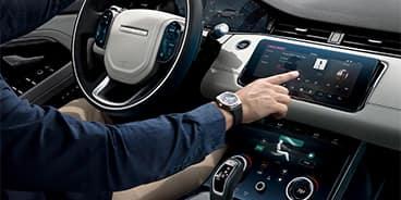 Range Rover Evoque Interior Riverside CA