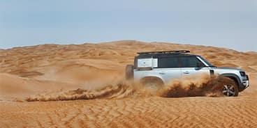 Land Rover Defender Desert Riverside CA