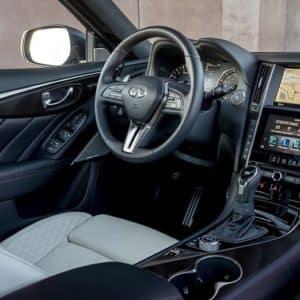 2021 INFINITI Q50 Interior - Markham Infiniti