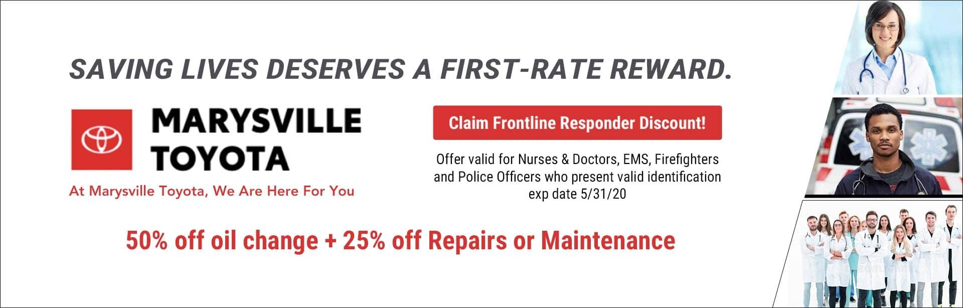 frontline responder